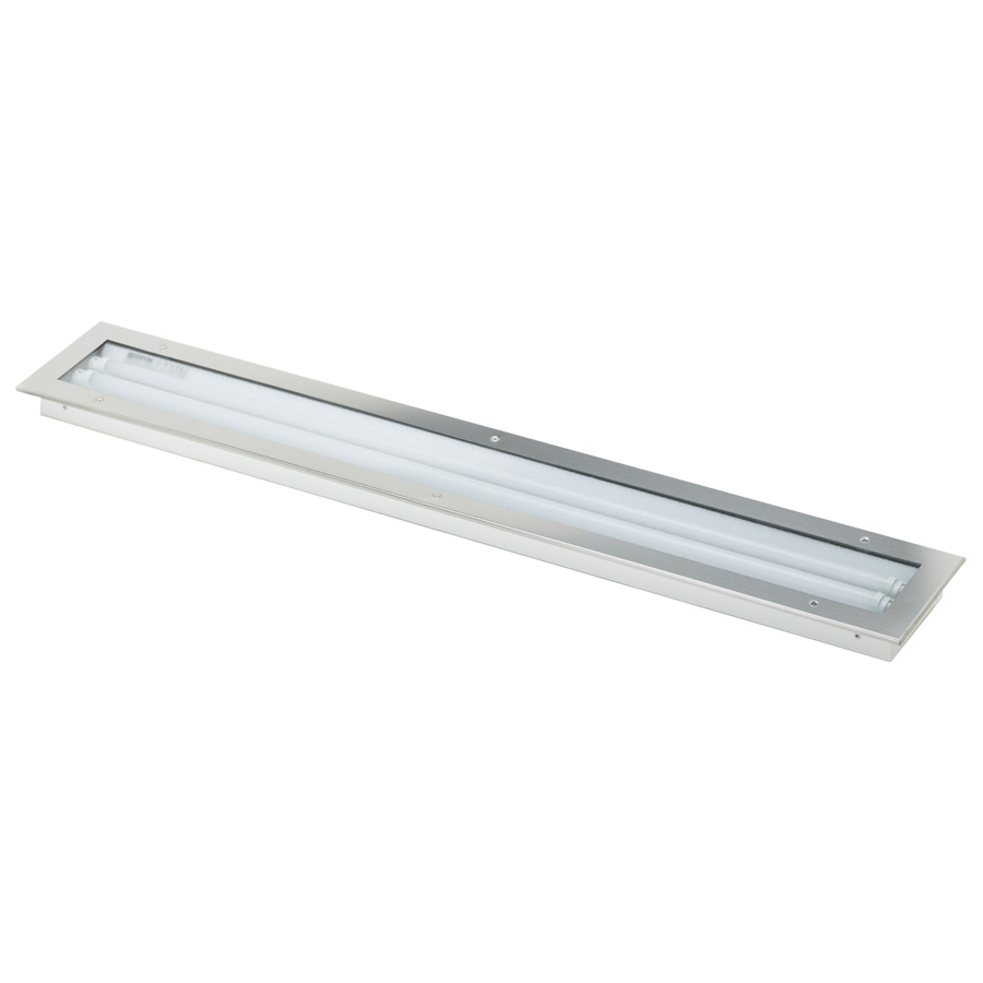 2 x LED tubes 